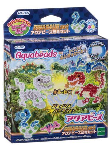 Epoch Aqua Beads Dinosaur Set