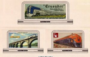 Railroad-billboard-signs-N-scale-READING-New-Jersey-Central-CRUSADER-set-2
