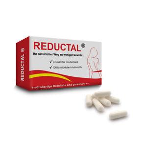 Abnehmen mit Reductal 15 Pillen - effektiv schnell abnehmen ohne Diät