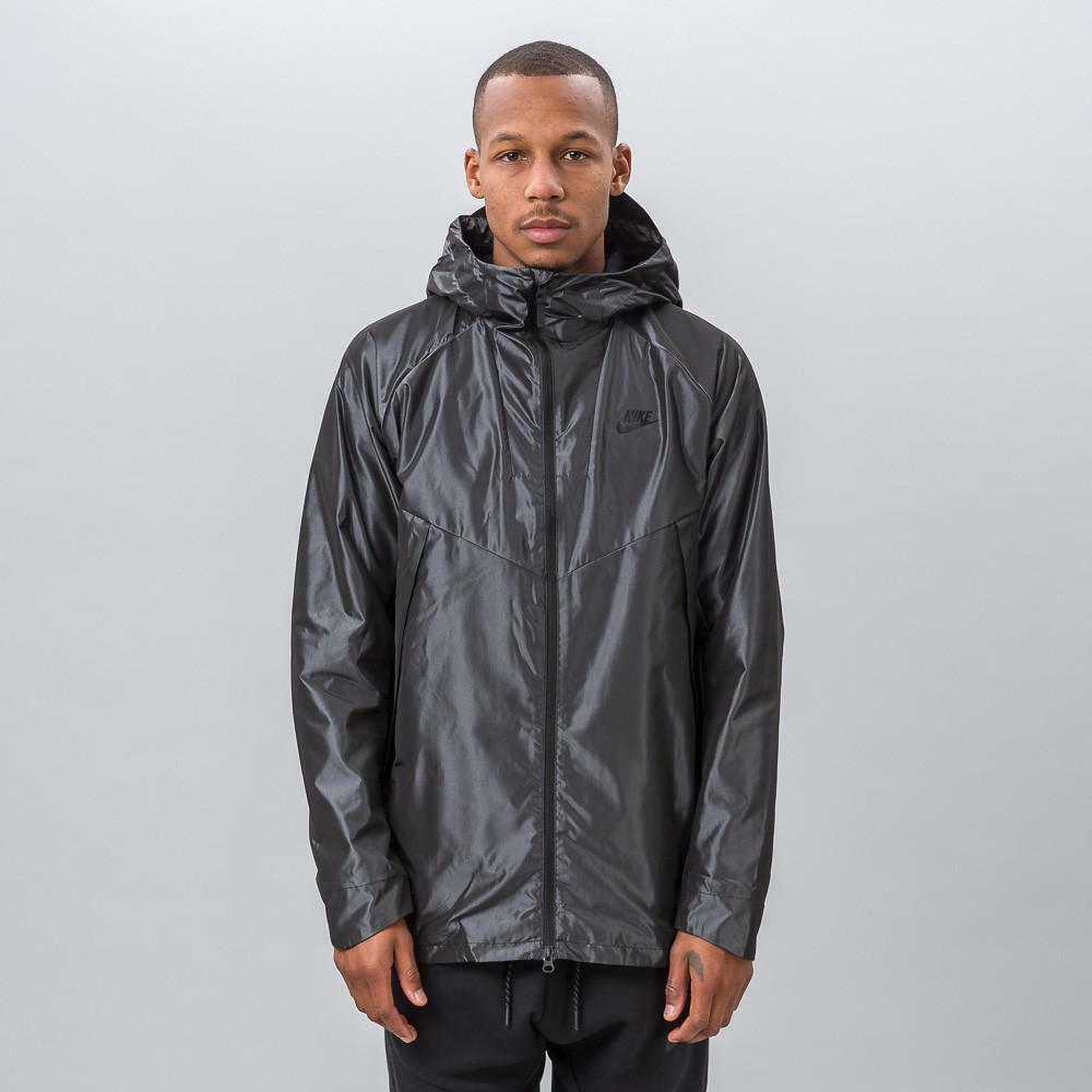 Nike Sportswear Bonded Windrunner Parka PURE PLATINUM MENS US M-XL US 805112-043
