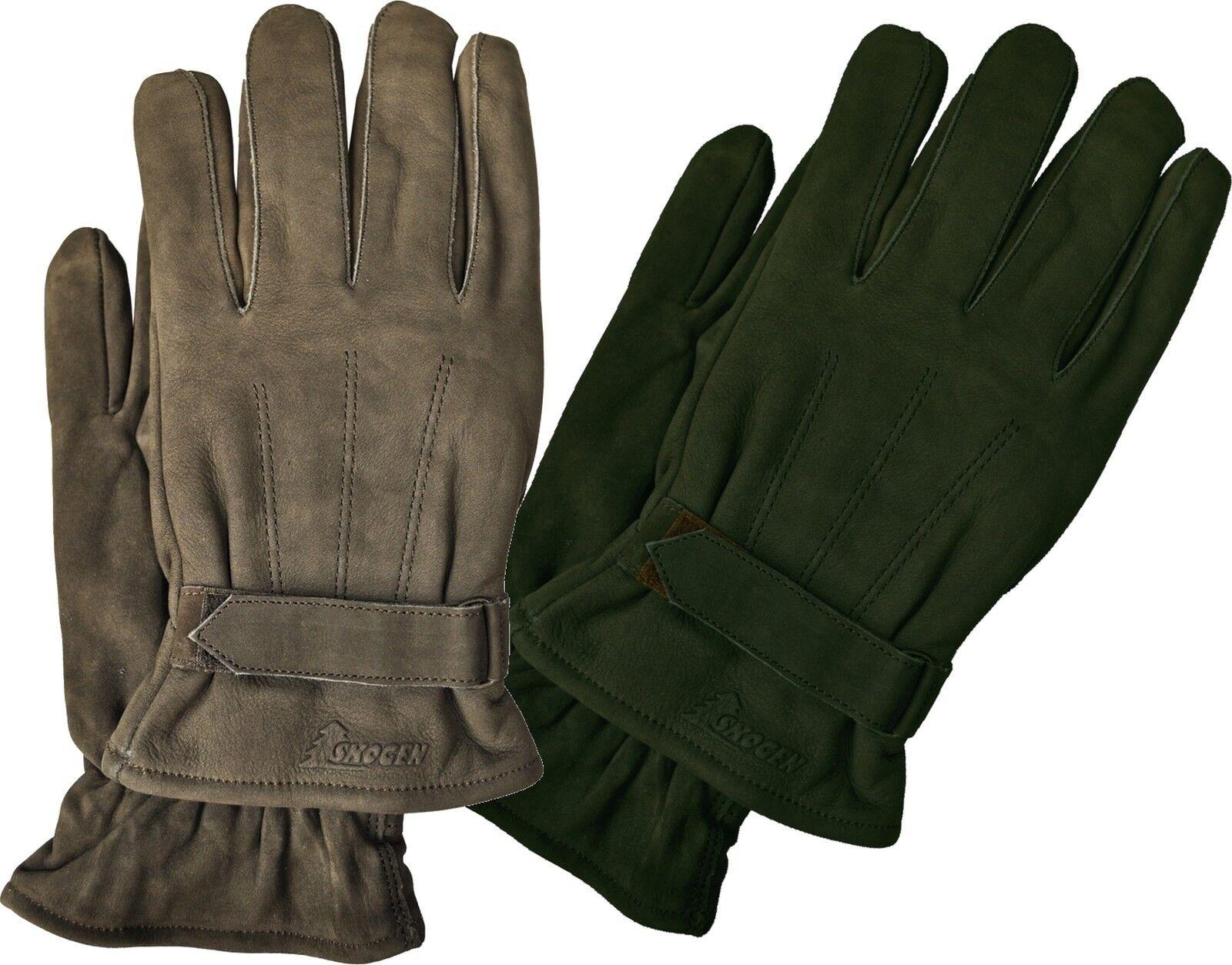 Lederhandschuhe Handschuhe Handschuhe Handschuhe echt Leder gefüttert 100% Leder Thinsulate d2d369