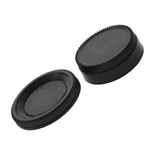 Body And Rear Lens Caps For Nikon Camera And Lens UK Seller