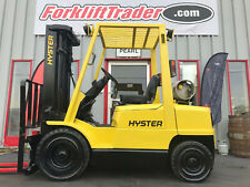 Hyster H50xm 5000lb Pneumatic Tire Forklift With Side Shift