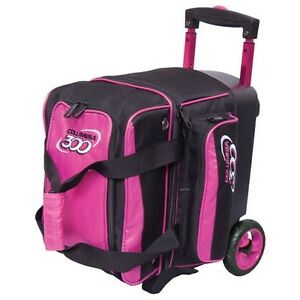 Image Is Loading Columbia 300 Icon 1 Ball Roller Bowling Bag