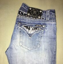 Miss Me Jeans... Easy Boot Cut... Size 30