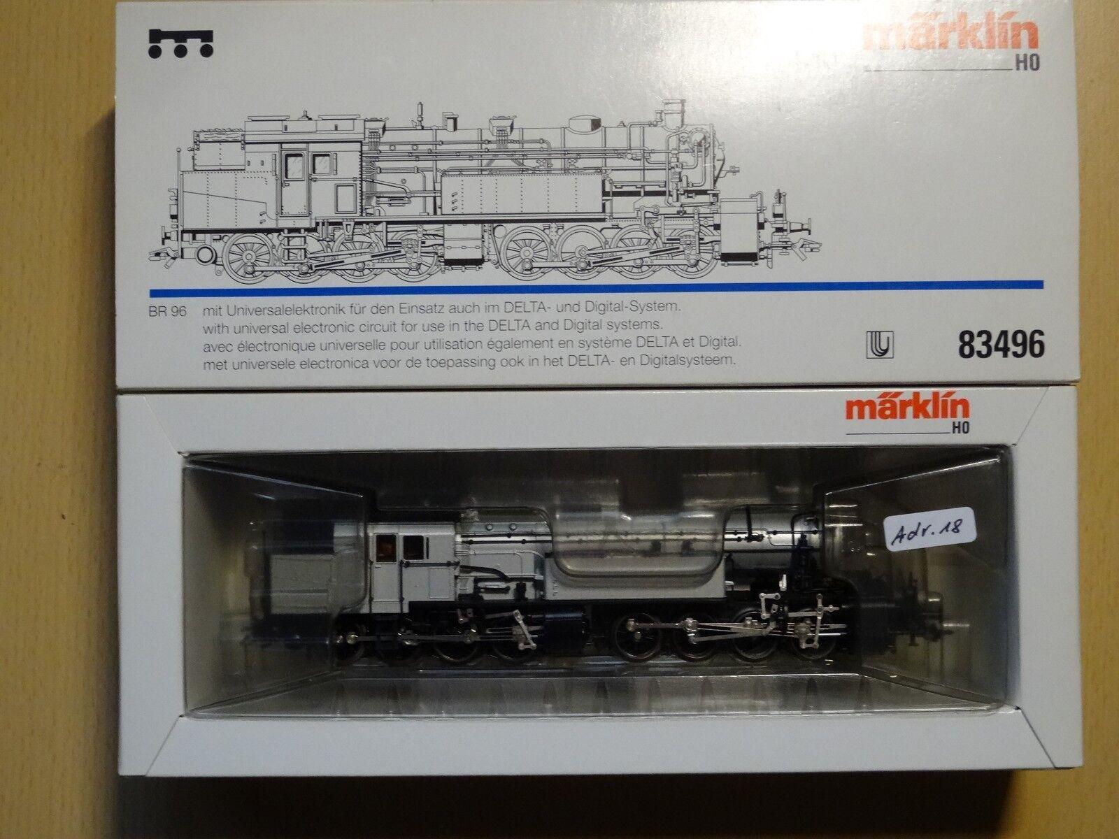 HO ART 83496 locomotiva BR 96 Delta Nuovo/Scatola Originale da Camden