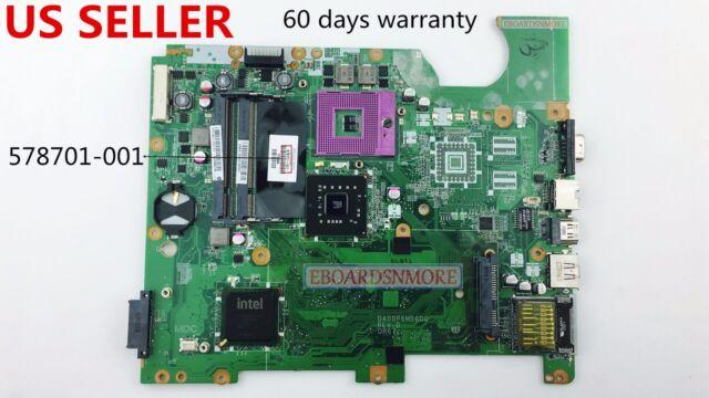 578702-001 for HP compaq CQ71 G71 laptop motherboard GL40 DA00P6MB6D0 Grade A
