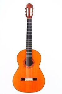 "Juan Estruch ""Yellow Label"" Flamenco Guitar 1976 - masterbuilt high-end guitar"