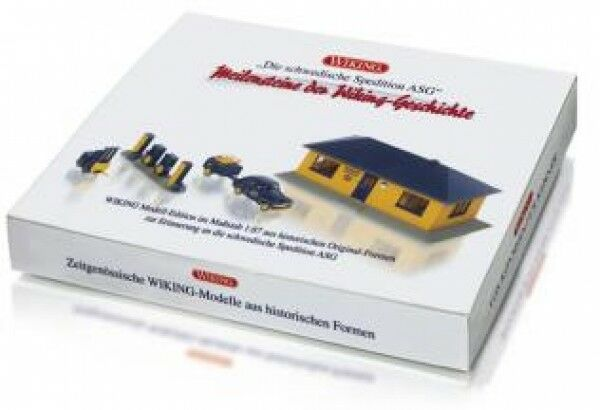 1 87 Wiking Set ASG 0990 94
