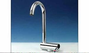 Wasserhahn-Reich-chrom-hoch-Mischer-Schalter-k-w-Einhebelmischer-r630601L-NEU