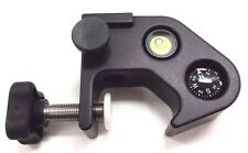 SECO GPS Pole Clamp Bracket Data Collector Quick Release Vial Compass 5198-056