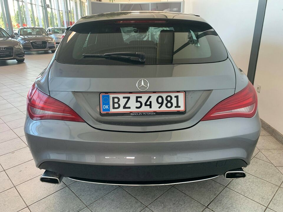 Mercedes CLA220, 2,2 CDi SB aut., Diesel