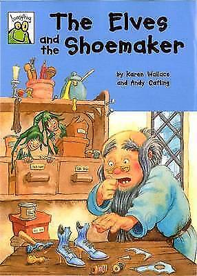 Wallace, Karen, The Elves and The Shoemaker (Leapfrog Fairy Tales), Very Good Bo