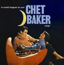 Chet Baker It Could Happen To You UK vinyl LP NEW sealed