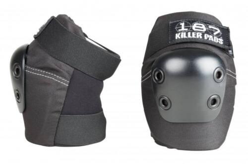 187 Killer Pads Slim Ellbow Ellbogenschoner schwarz NEU 99020