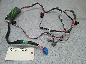02 JEEP LIBERTY TAILGATE WIRE HARNESS 56050309 | eBay  Jeep Wiring Harness on jeep exhaust gasket, jeep sport emblem, jeep exhaust leak, jeep condensor, jeep intake gasket, jeep key switch, jeep wiring connectors, jeep seat belt harness, jeep gas sending unit, jeep visor clip, jeep electrical harness, jeep tach, jeep carrier bearing, jeep relay wiring, jeep wire connectors, jeep bracket, jeep engine harness, jeep vacuum advance, jeep knock sensor, jeep wiring diagram,
