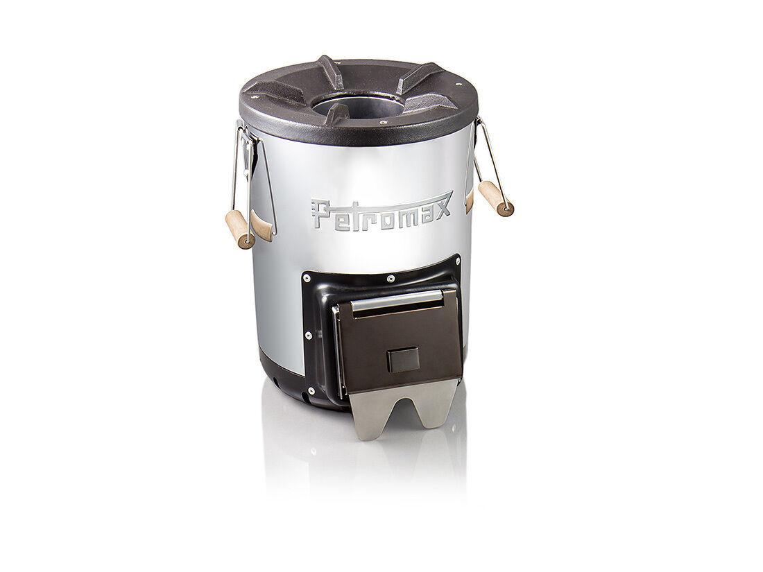 di moda Petromax missili forno rf33 focolare in acciaio inox inox inox per Dutch Oven  garanzia di qualità