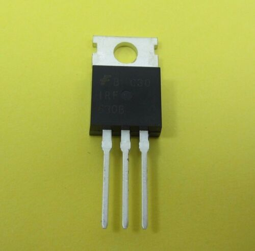 IRF630 N-Channel International Rectifier MOSFETs TO-220AB 9A 200V