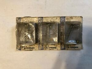 NEW-WESTINGHOUSE-177C524G33-HEATER-ELEMENT-CAT-NO-H33-TYPE-A-LOT-OF-3