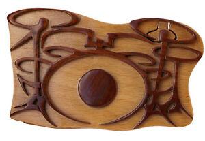 Drum-Kit-Handmade-Puzzle-Box-crafted-from-beachwood