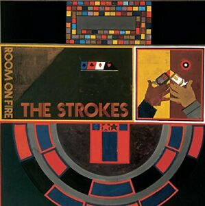 The-Strokes-Room-On-Fire-2003-CD-NEW