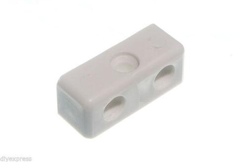 Neuf Boîte de 1000 Blanc Modesty Réparation Blocs Bloc Connecteur