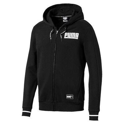 PUMA Athletics FZ Hoody TR Herren Sweatshirt Kapuzenpullover Full Zip   eBay