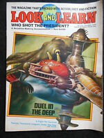 Look and Learn Magazine - 13th May 1978 - Vintage Children's Periodical