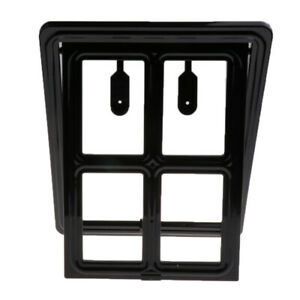 Lockable Pet Dog Screen Door Puppy Security Gate Cat Flap ...