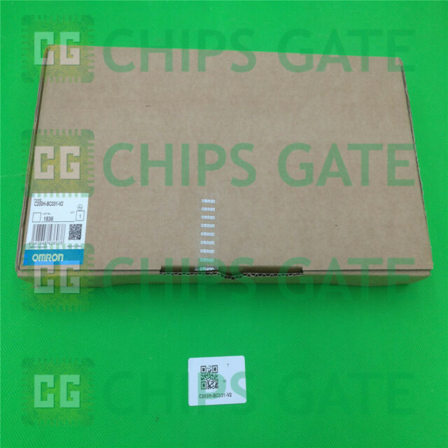 1PCS Brand NEW IN BOX OMRON PLC C200H-BC031-V2 Fast ship with warranty