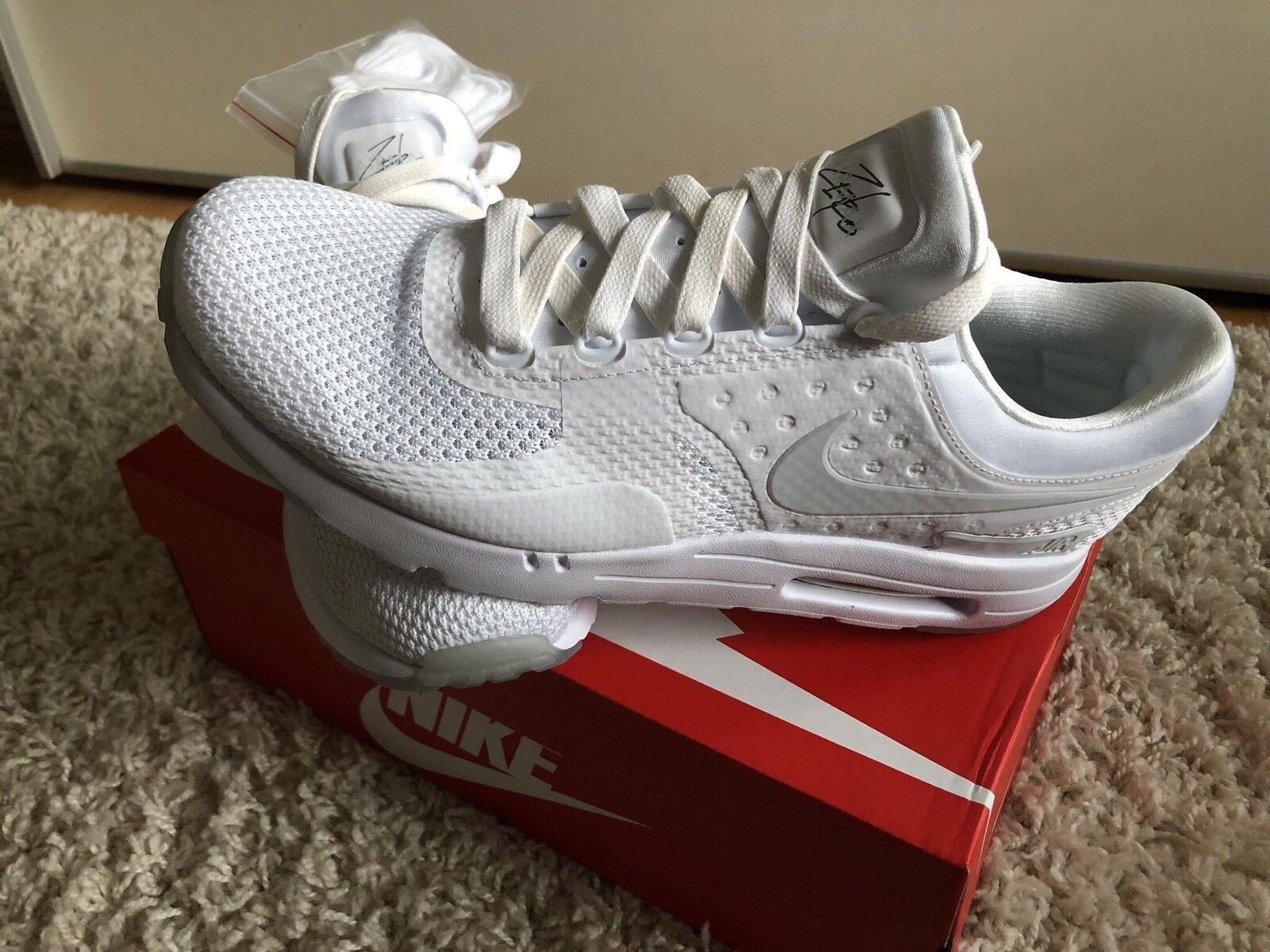Nike Air Max Zero QS (Weiß) NEU Größe 47,5