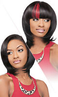 Outre Velvet 100% Remi Human Hair Clip-in Bangs Duby Top Piece 6