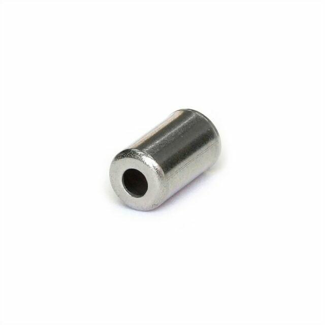 Clarks Cable Ferrules Cable Ferrule Clk 5mm Brake Sil Metal Btlof200