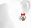 US-Seller-Betsey-Johnson-Halloween-Crystal-Sugar-Skull-Stud-Earrings thumbnail 8