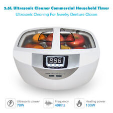 25l Commercial Timer Digital Ultrasonic Cleaner For Jewelry Fruits Disinfection