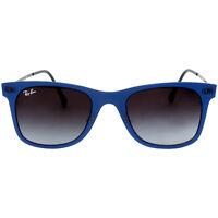 Ray-Ban Gradient Blue Wayfarer Men's Sunglasses