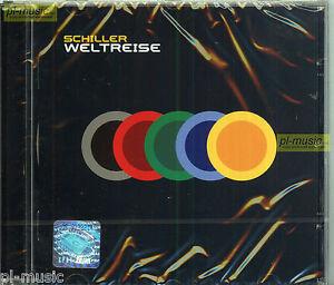SCHILLER-WELTREISE-Polish-edition-CD-sealed-from-Poland-RARE