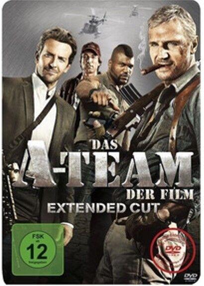 Das A-Team - Der Film - Extended Cut - DVD Action Komödie Gebraucht - gut
