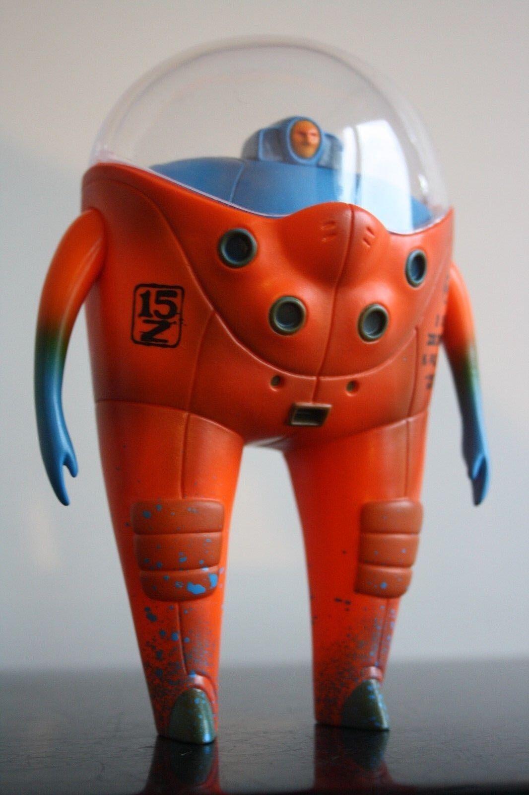 MARS-1  Berliner StrangeCo Designer Toy OBSERVER 8  ZOLTRON Ed 156