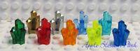Lego Lot/9 Crystal Rock Monster Power Miner Minifig Gem Jewel Chest Treasure