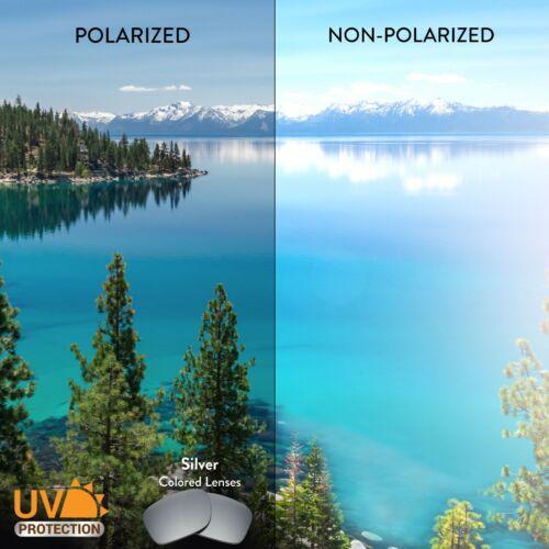 Verres Polarisés De Rechange pour Maui Jim Hoku Lunettes de soleil-par APEX