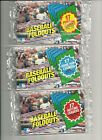 1983 Topps Baseball Factory Sealed Foldouts Baseball Set (Five Sets in One)