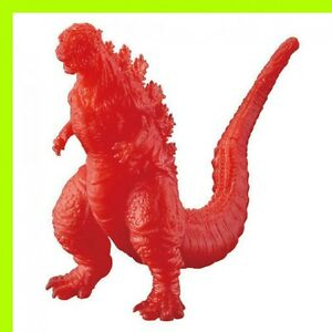 New Shin Godzilla Soft vinyl 2016 Movie Theater Limited Clear Red Figure Japan