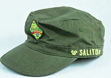 "Salitos Bier, Army-Cap, Baseballcap, Schirmmütze  ""Salitos"", olivgrün"