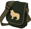 thumbnail 8 - Rough-Collie-Dog-Bag-Dog-Walkers-Bag-Shoulder-Bags-many-colours-Mothers-Day-Gift