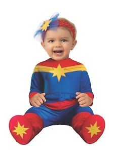 Marvel Captain Maruel Marvel Infant Baby Costume 12 18 Months New With Tags Ebay Alibaba.com offers 896 captain marvel costume products. ebay