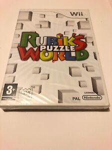 jeu-nintendo-wii-wii-u-pal-fr-neuf-blister-rubik-s-puzzle-world-cube