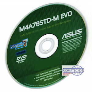 ASUS M4A785TD-V EVO AMD RAIDXPERT DRIVER WINDOWS 7