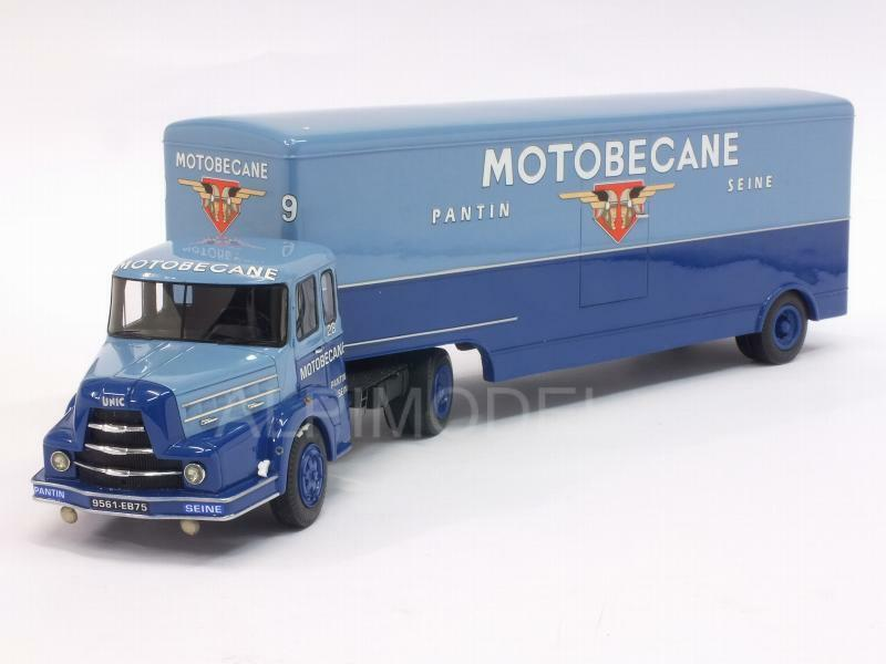 UNIC Izoard Motobecane with trailer 1 43 PERFEX  202  les promotions