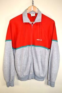 9df83d970848 Image is loading vtg-80s-ADIDAS-RARE-RETRO-VENTEX-TRACK-JACKET-